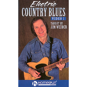 Electric Country Blues (VHS)