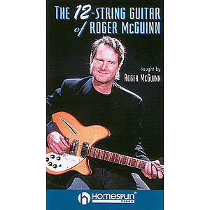 The 12-String Guitar of Roger McGuinn (VHS)
