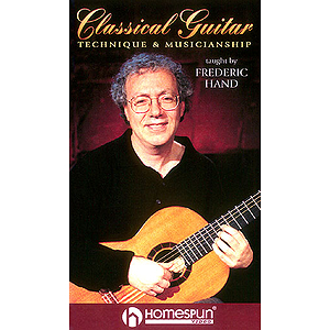 Classical Guitar (VHS)