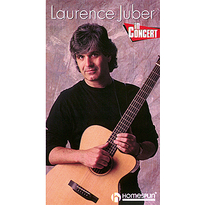 Laurence Juber in Concert (VHS)