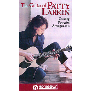 The Guitar of Patty Larkin (VHS)