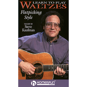 Learn to Play Waltzes (VHS)