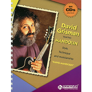 David Grisman Teaches Mandolin