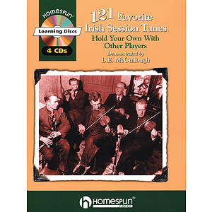 121 Favorite Irish Session Tunes