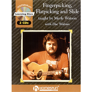 Fingerpicking, Flatpicking and Slide