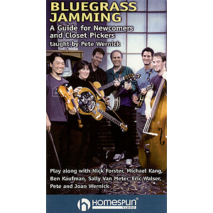 Bluegrass Jamming (VHS)