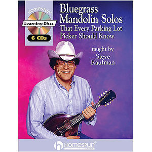 Bluegrass Mandolin Solos That Every Parking Lot Picker Should Know