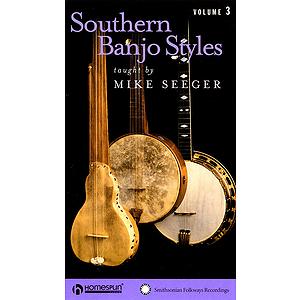 Southern Banjo Styles (VHS)