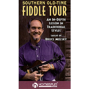Southern Old-Time Fiddle Tour (VHS)