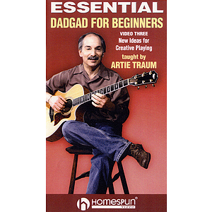 Essential DADGAD for Beginners (VHS)