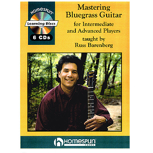 Mastering Bluegrass Guitar