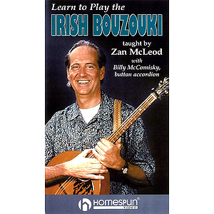 Learn to Play the Irish Bouzouki (VHS)