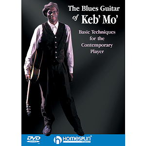 The Blues Guitar of Keb' Mo' (DVD)