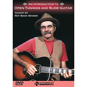 An Introduction to Open Tunings and Slide Guitar (DVD)