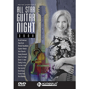 Muriel Anderson's All-Star Guitar Night, Concert 2000 (DVD)