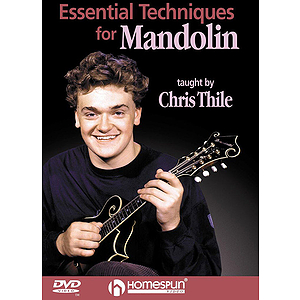 Essential Techniques for Mandolin (DVD)