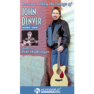Learn to Play the Songs of John Denver (VHS)