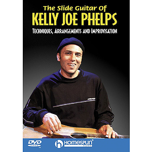 The Slide Guitar of Kelly Joe Phelps (DVD)