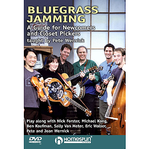 Bluegrass Jamming (DVD)
