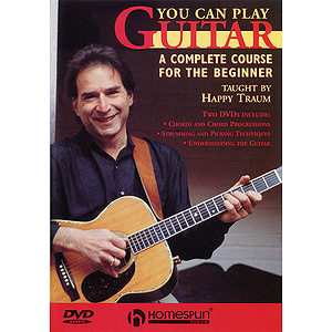 You Can Play Guitar - 2 DVDs