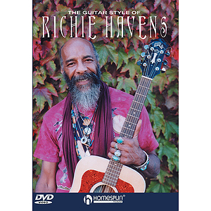The Guitar Style of Richie Havens (DVD)