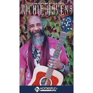 The Guitar Style of Richie Havens (VHS)