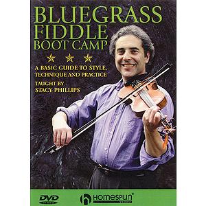 Bluegrass Fiddle Boot Camp (DVD)