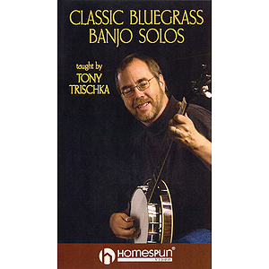 Classic Bluegrass Banjo Solos (VHS)