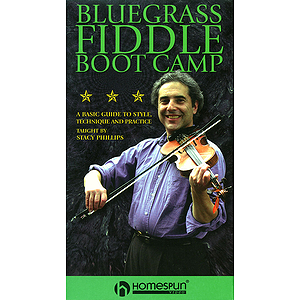 Bluegrass Fiddle Boot Camp (VHS)