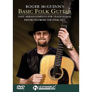 Roger McGuinn's Basic Folk Guitar (DVD)