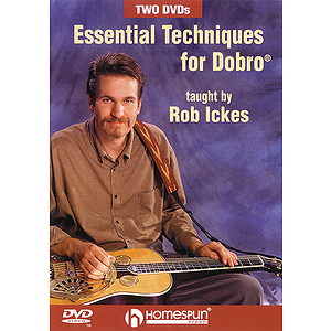 Essential Techniques for Dobro (DVD)