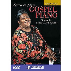 Learn to Play Gospel Piano (DVD)
