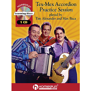 Tex-Mex Accordion Practice Session