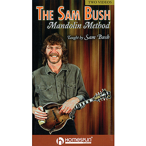 The Sam Bush Mandolin Method (VHS)