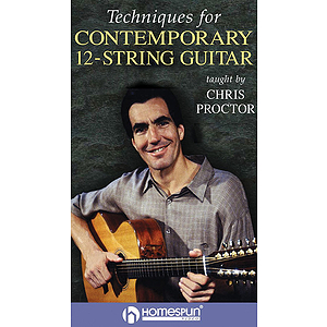 Techniques for Contemporary 12-String Guitar (VHS)
