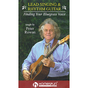 Lead Singing and Rhythm Guitar (VHS)
