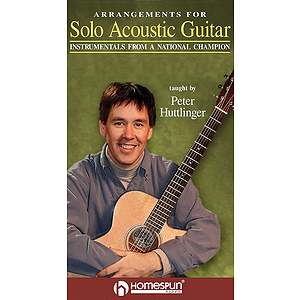 Arrangements for Solo Acoustic Guitar (VHS)