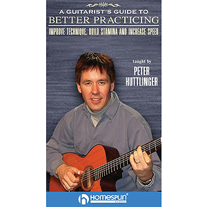 A Guitarist's Guide to Better Practicing (VHS)