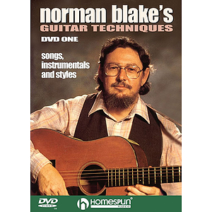 Norman Blake's Guitar Techniques (DVD)