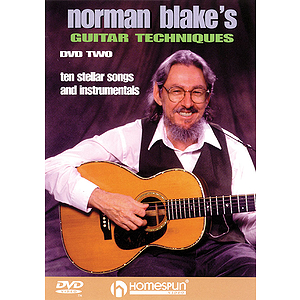 Norman Blake&#039;s Guitar Techniques (DVD)