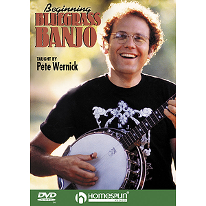 Beginning Bluegrass Banjo (DVD)