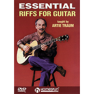 Essential Riffs for Guitar (DVD)