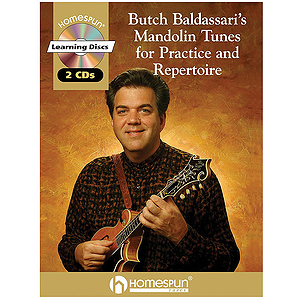 Butch Baldassari's Mandolin Tunes for Practice and Repertoire