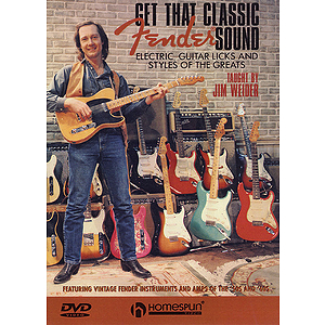 Get That Classic Fender Sound (DVD)