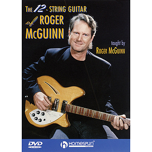 The 12-String Guitar of Roger McGuinn (DVD)