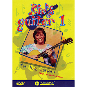 Kids Guitar 1 (DVD)