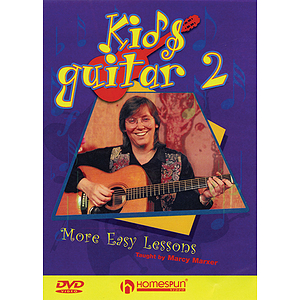 Kids Guitar 2 (DVD)