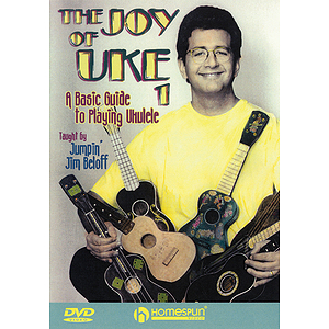 The Joy of Uke - Volume 1 (DVD)