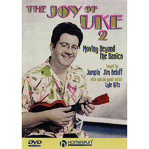 The Joy of Uke - Volume 2 (DVD)