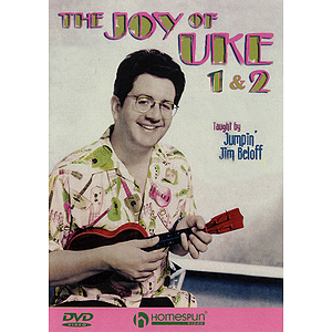 The Joy of Uke - Vol. 1 & 2 DVD Set